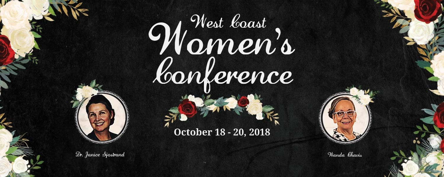west coast womens conference